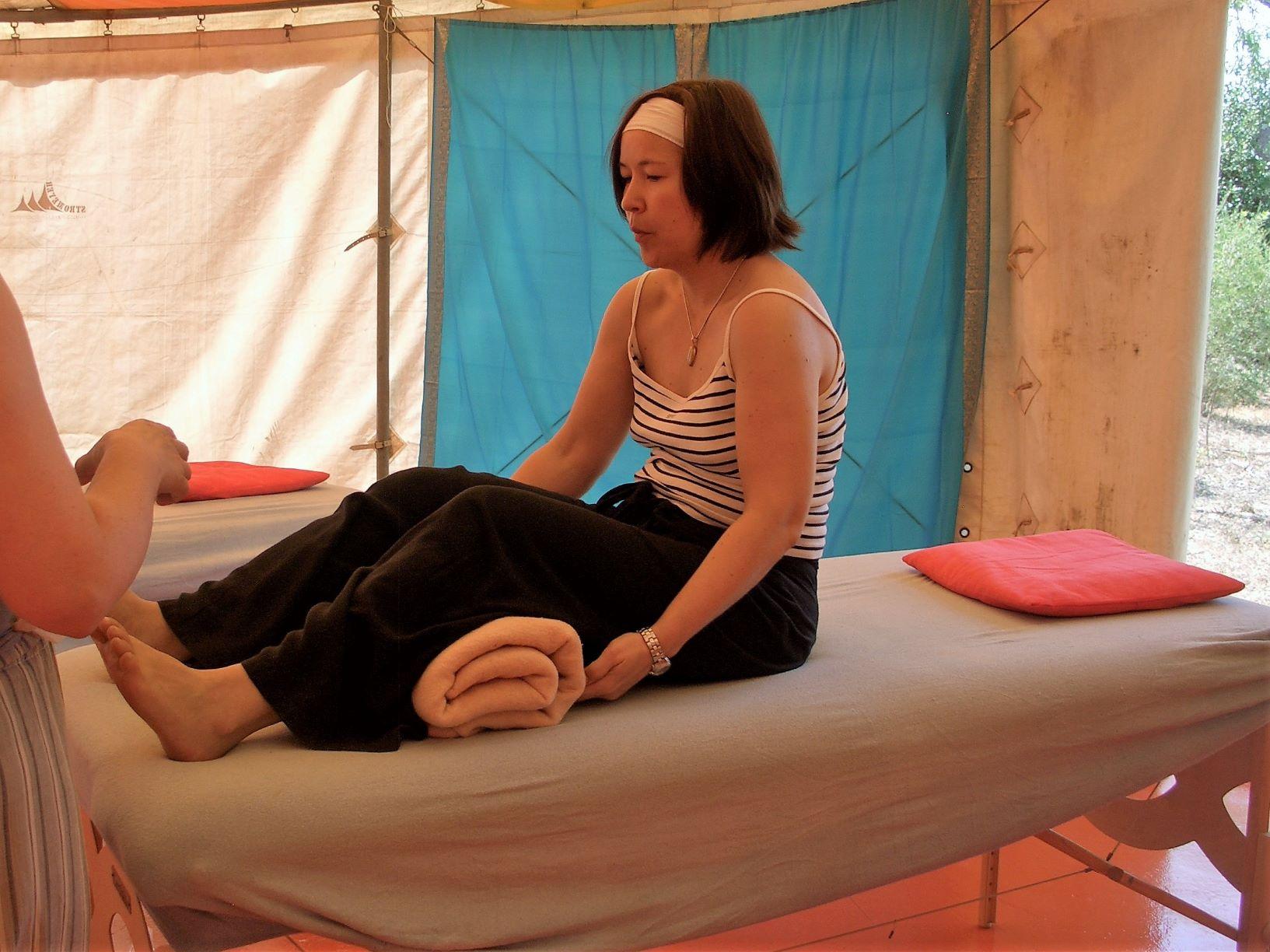 mein weg zur Heilpraktikerin koeln Ausbildung Fußreflexzonentherapie