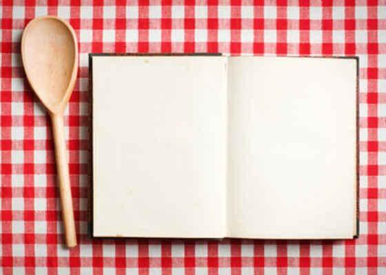 Notizbuch für Rezepte und Tipps aus der 5 Elemente Küche